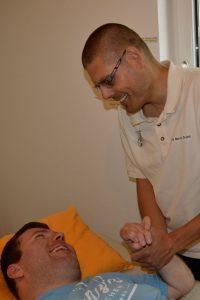 Physiotherapie (KG) Mobilisation Höhenkirchen