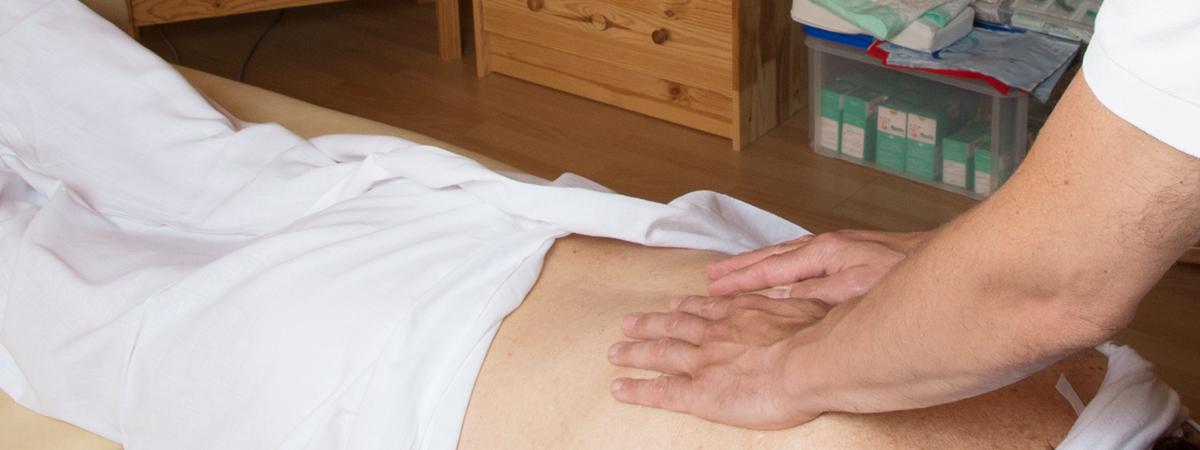Foto bei der Massage Höhenkirchen Siegertsbrunn Hohenbrunn Ottobrunn Egmating