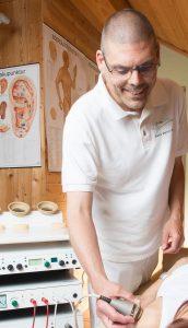 Ultraschalltherapie München Ost Süd nahe Ottobrunn